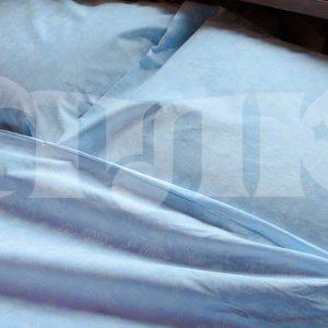 Купить Постельное белье голубое с птичками Сплю