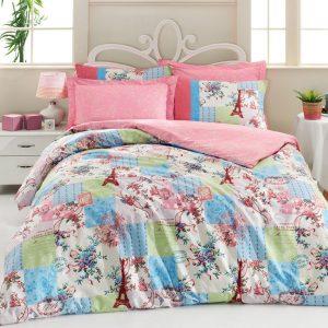 Купить Anya Mavi Cotton Box постельное белье