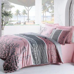 Купить MAHIDEVRAN PEMBE Cotton Box постельное белье