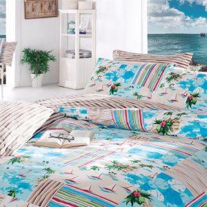 Купить SUMMER TURKUAZ Cotton Box постельное белье