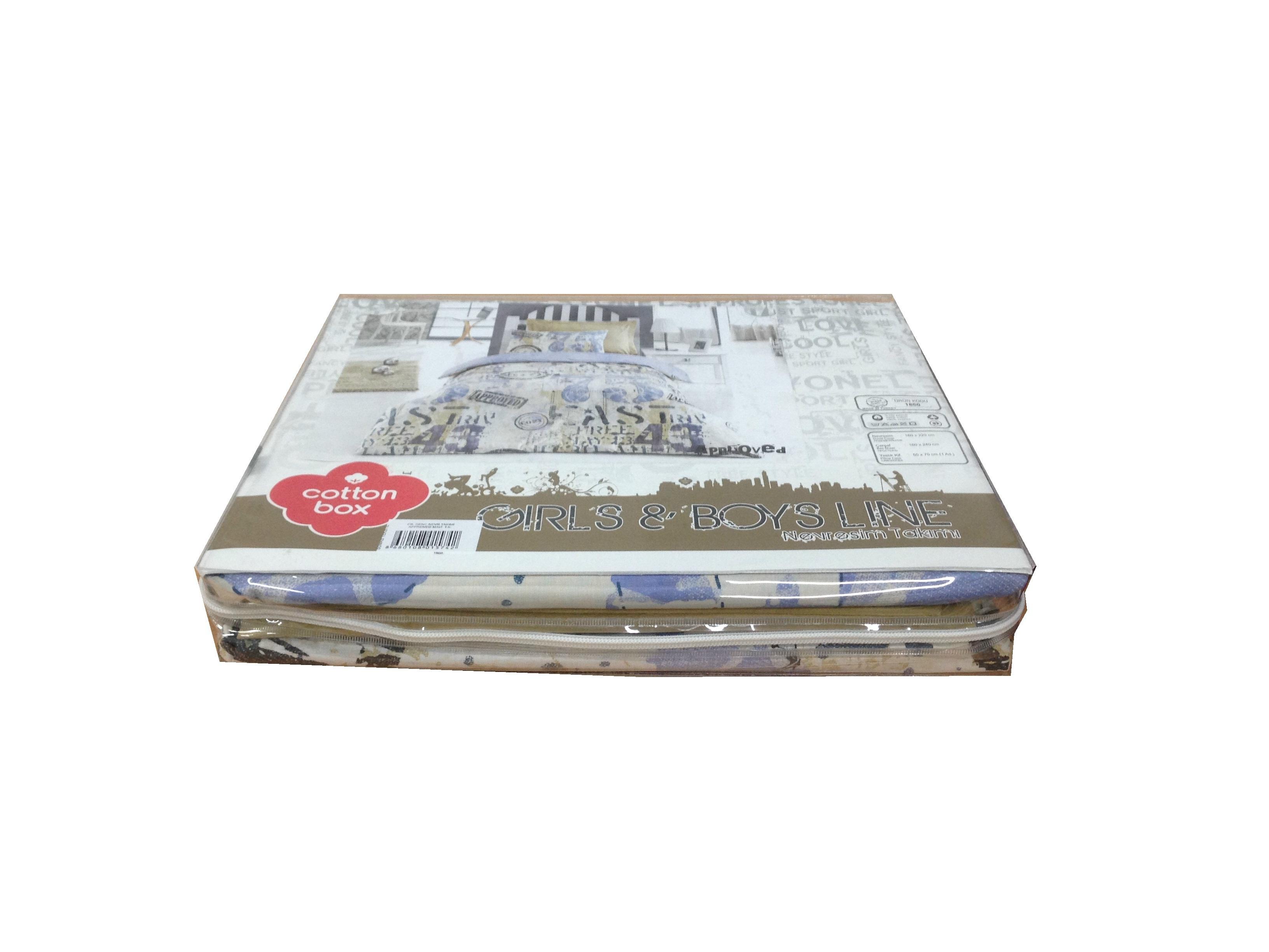 Купить TRAVEL Cotton Box подростковое постельное белье изображение 2