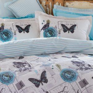 Купить BIRDY СИНИЙ Karaca Home постельное белье