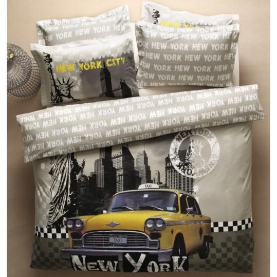 Купить NEW YORK CITY Karaca Home постельное белье