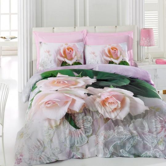 Купить Anna Pembe Floral Cotton Box 3D постельное белье