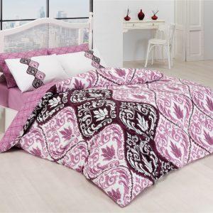 Купить Barok v2 Pembe Majoli Bahar tekstil постельное белье