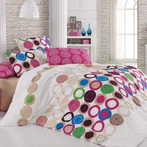 Купить Benetton v2 Fusya Majoli Bahar tekstil постельное белье