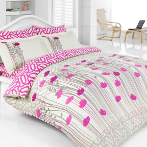 Купить Eva v1 Majoli Bahar tekstil постельное белье