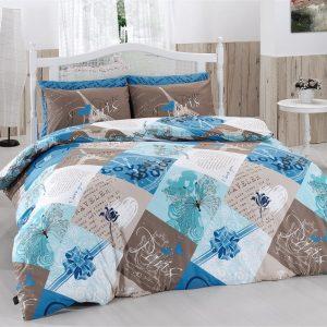 Купить Parisienne v2 Turkuaz Majoli Bahar tekstil постельное белье