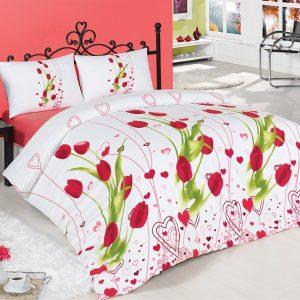 Купить Sine v2 Kirmizi Majoli Bahar tekstil постельное белье