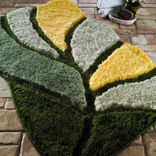 Купить Arsus Green Elite Confetti коврик для ванной