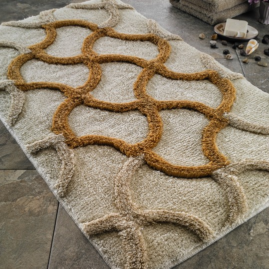 Купить Hermos Gold Elite Confetti коврик для ванной