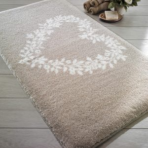 Купить Spring Heart Bej Confetti коврик для ванной