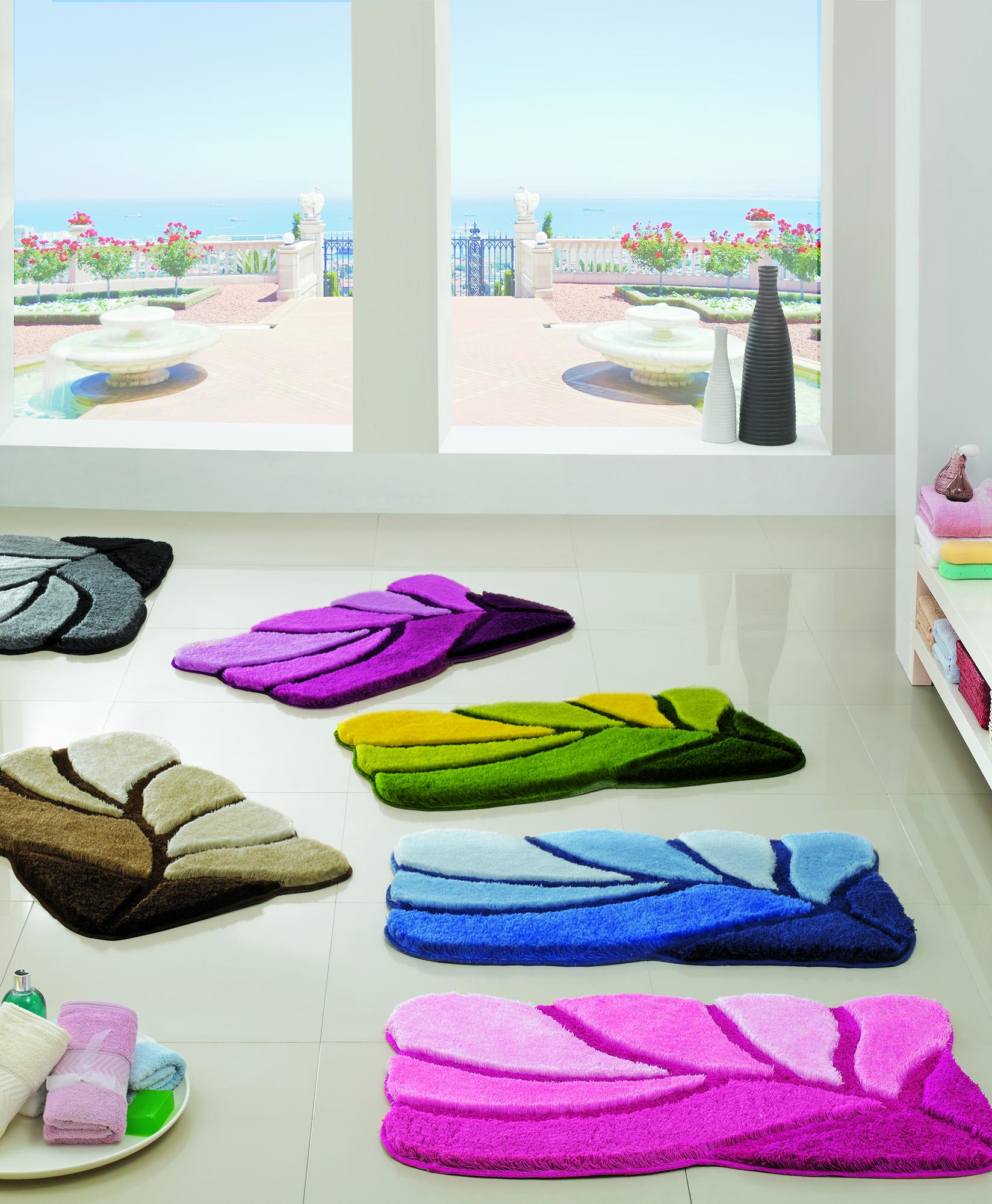 Купить Arsus Green Elite Confetti коврик для ванной изображение 2