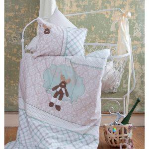 Купить Dear зеленый Bebek KARACA HOME постельное белье для младенцев