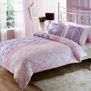 Купить HAZEL V02 ЛИЛОВЫЙ TAC постельное белье