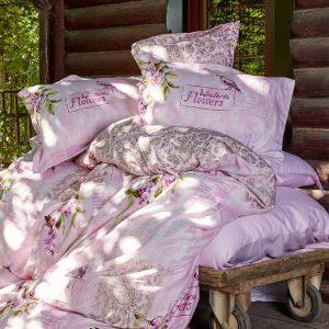 Купить Wisteria Pembe Karaca Home постельное белье