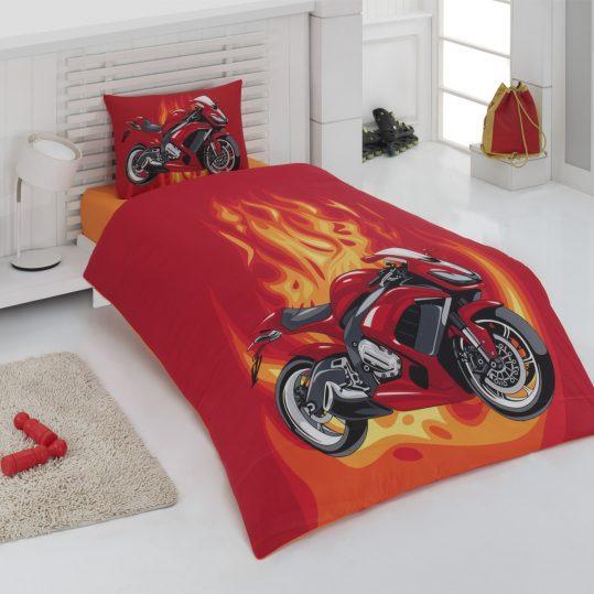 Купить MOTOKROS V03 KRISTAL подростковое постельное белье