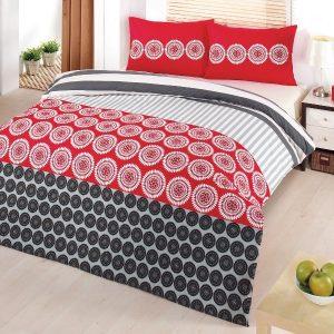 Купить SERAY V05 КРАСНЫЙ KRISTAL постельное белье