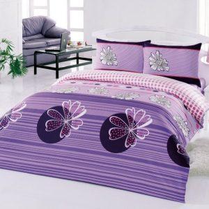 Купить SERRA V02 ЛИЛОВЫЙ KRISTAL постельное белье