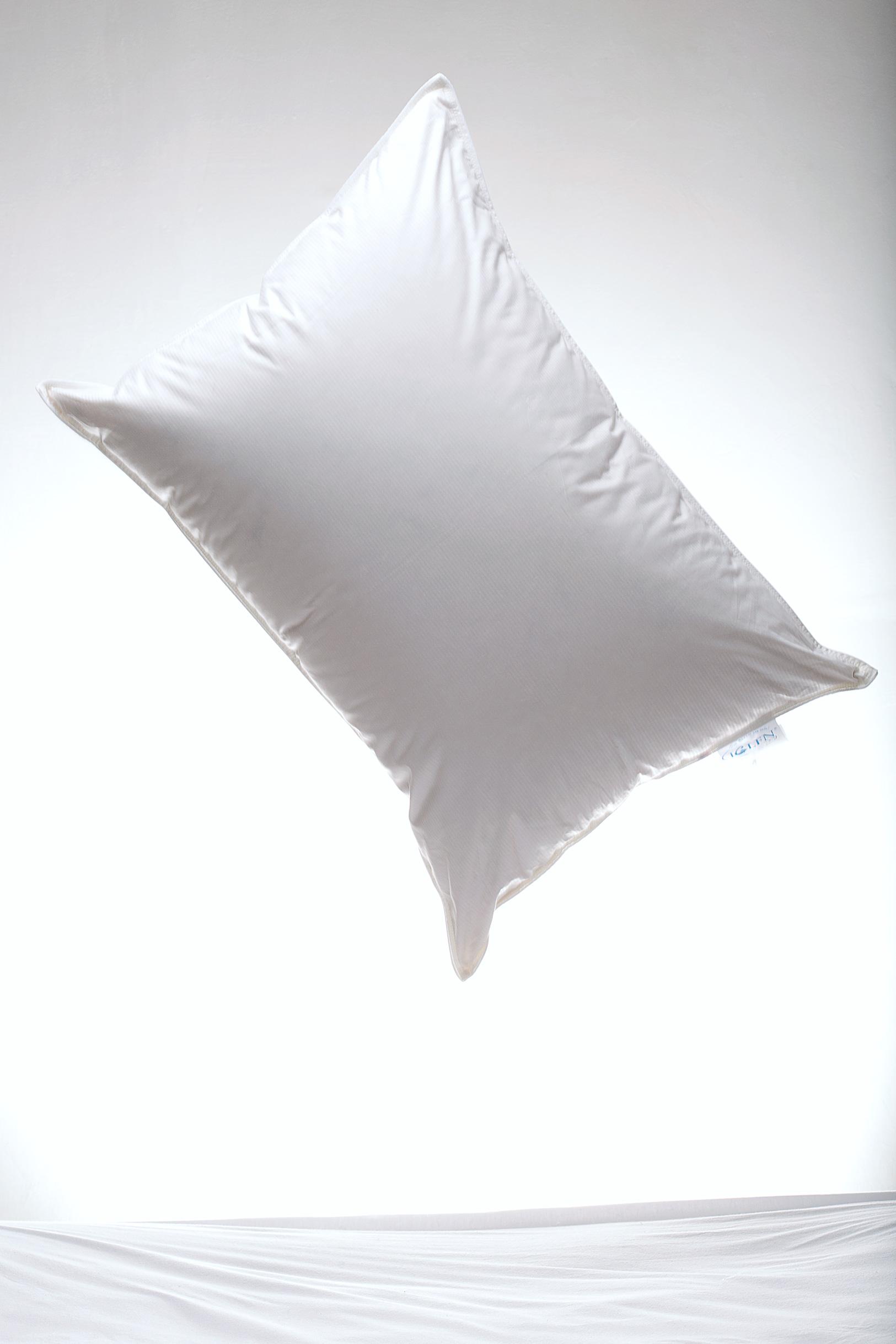 Купить Подушка 100% белый пух Iglen изображение 3