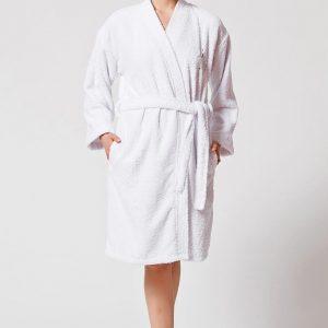 Купить USPA BEYAZ U. S. POLO ASSN халат