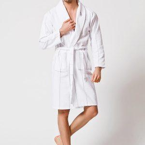 Купить CASPER U. S. POLO ASSN халат мужской