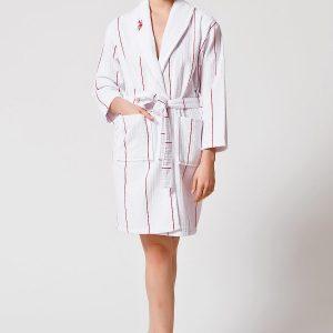 Купить CASPER U. S. POLO ASSN халат женский