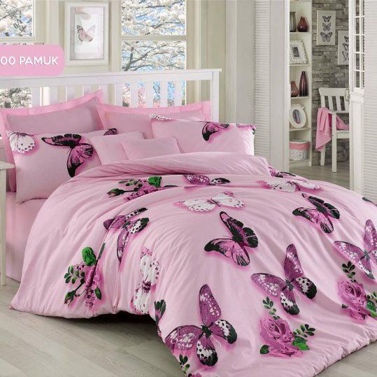 Купить Kelebek Lila Eponj Home постельное белье