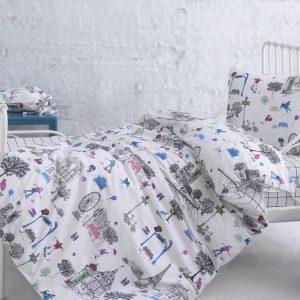 Купить CRAZY Marie Claire детское/подростковое постельное белье