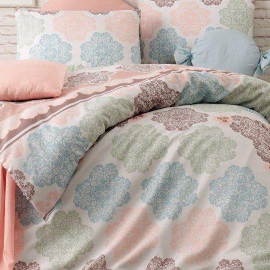 Купить Andalucia бирюзовый Eponj Home постельное белье