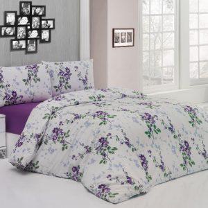 Купить NEVBAHAR Лиловый Weekend постельное белье