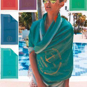 Купить Anchor Buldans пляжное полотенце