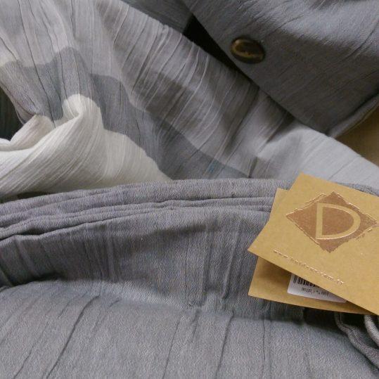 Купить Burumcuk серый Buldans постельное белье