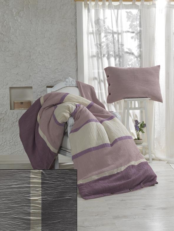 Купить Burumcuk серый Buldans постельное белье изображение 3