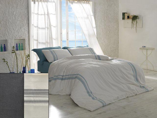 Купить Esinti серый Buldans постельное белье изображение 3