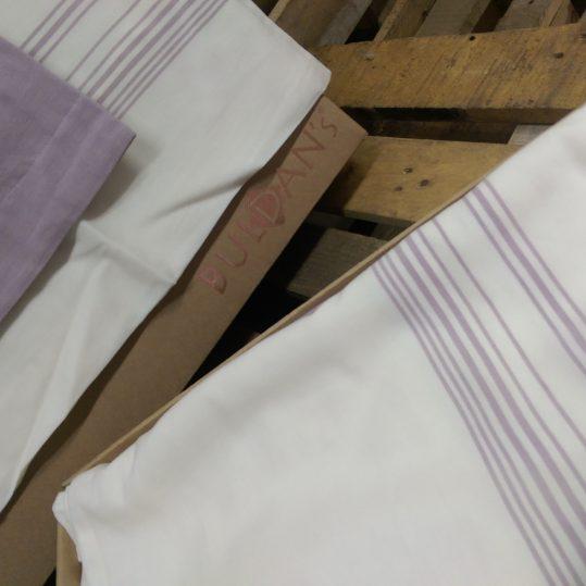 Купить Esinti темно розовый Buldans постельное белье