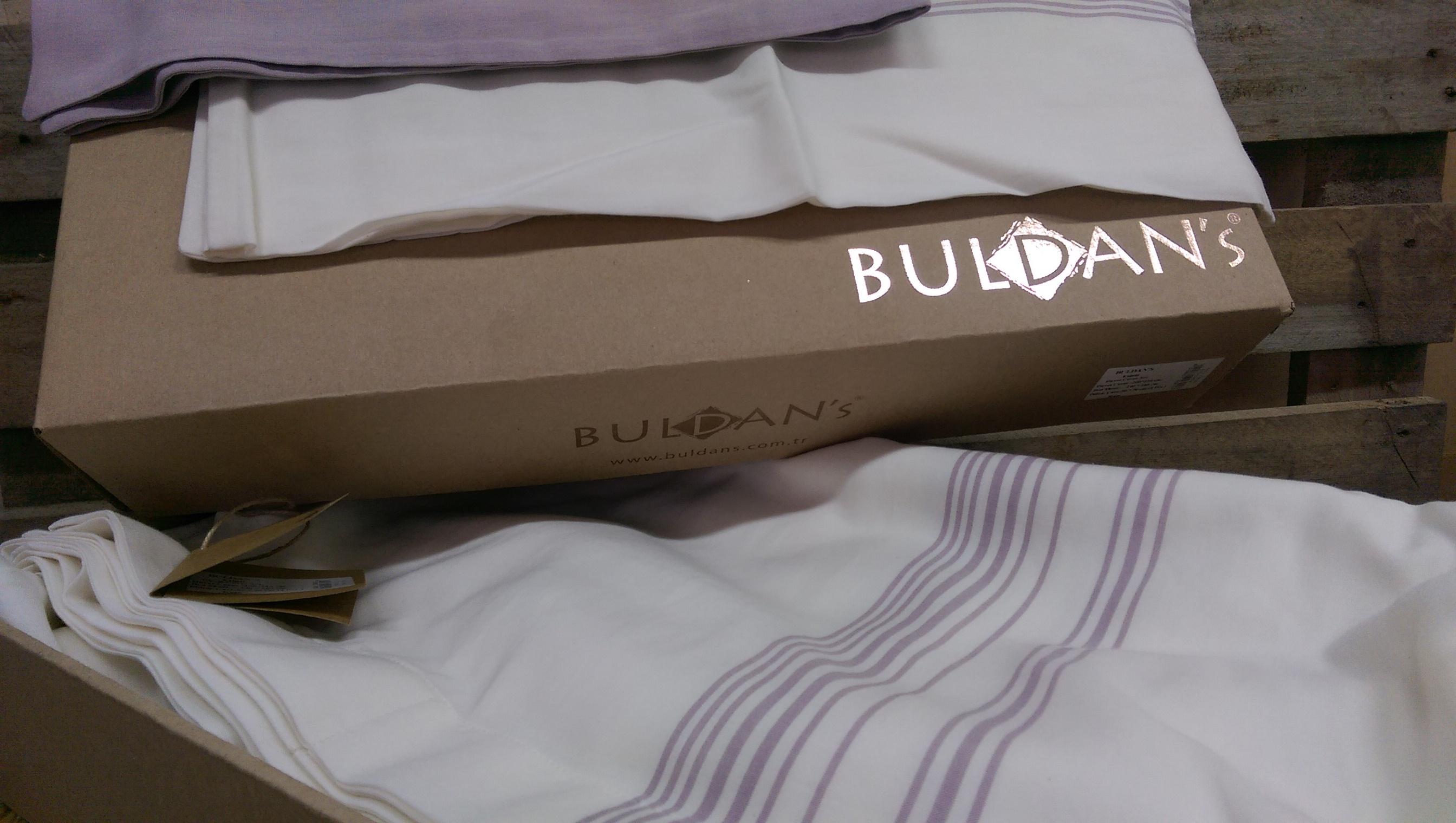 Купить Esinti темно розовый Buldans постельное белье изображение 3