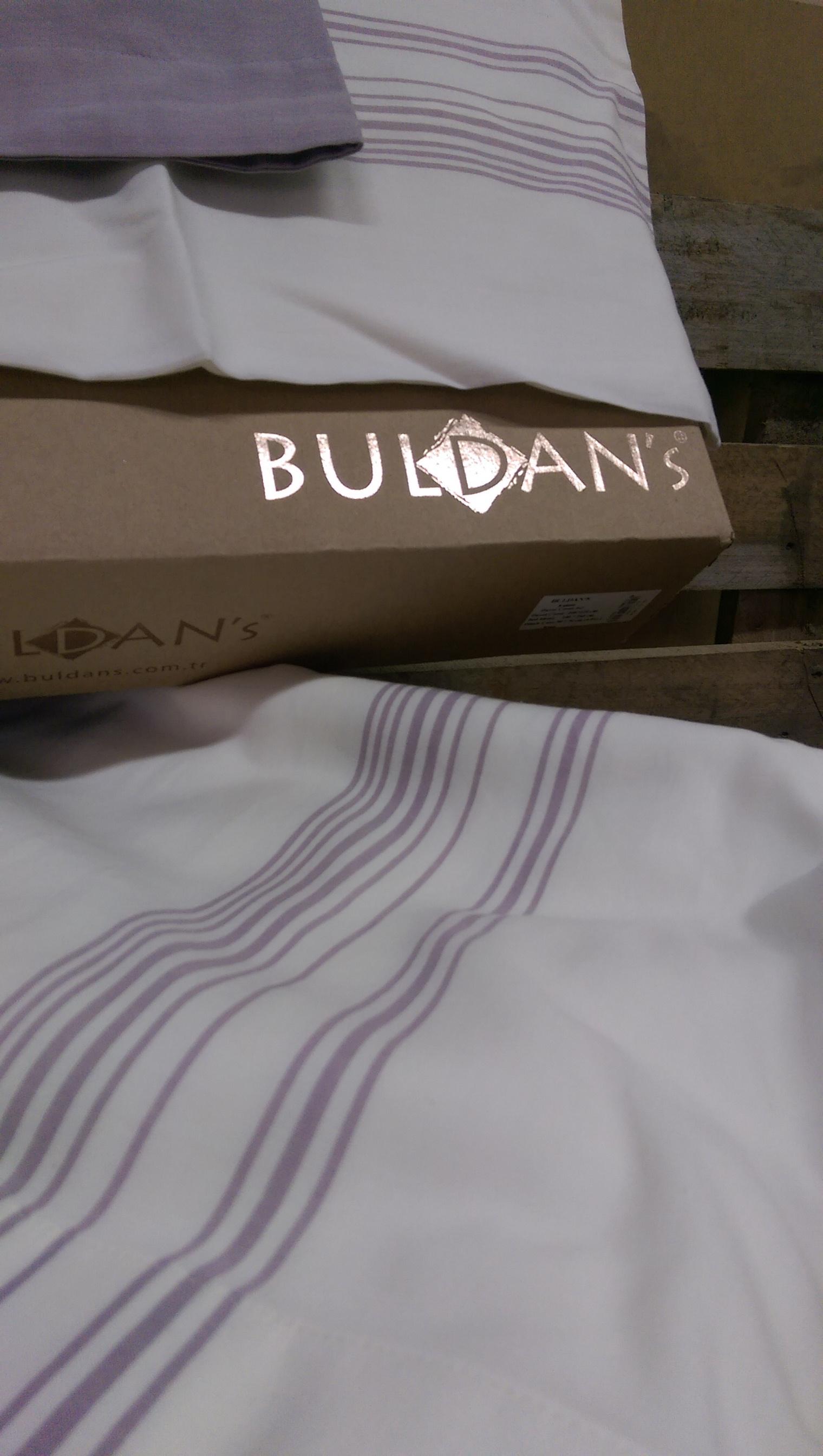 Купить Esinti темно розовый Buldans постельное белье изображение 4