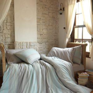 Купить Firuze бирюзовый Buldans постельное белье