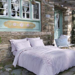 Купить Tomurcuk розовый Buldans постельное белье