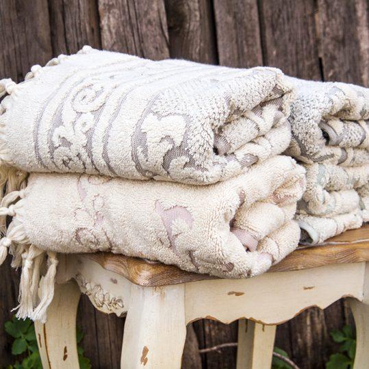 Купить Toprak Buldans махровое полотенце