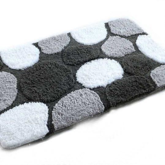 Купить GRAVEL ЧЕРНЫЙ IRYA коврик для ванной
