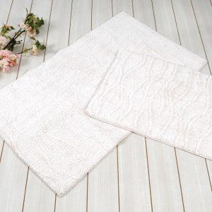 Купить JASMINE КРЕМОВЫЙ IRYA коврик для ванной