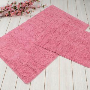 Купить JASMINE РОЗОВЫЙ IRYA коврик для ванной