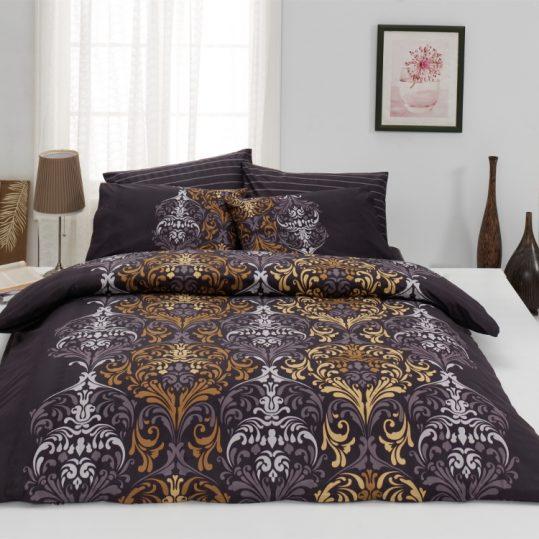 Купить Julie v3 Fume Majoli Bahar tekstil постельное белье