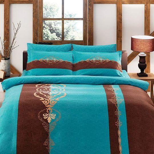 Купить Moreno v04 Turkuaz TAC постельное белье