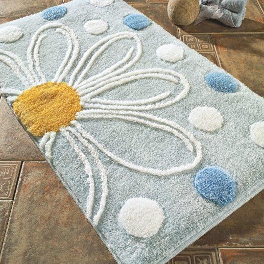 Купить Alinda Mavi Confetti коврик для ванной