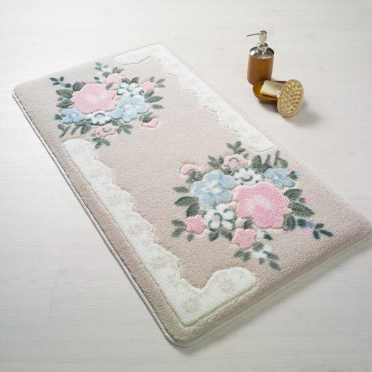 Купить June Pembe Confetti коврик для ванной
