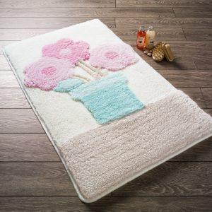 Купить Midas Pembe Confetti коврик для ванной