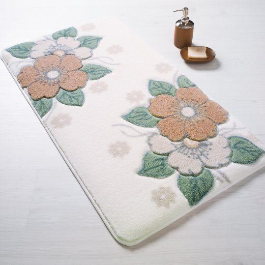 Купить Petal Somon Confetti коврик для ванной